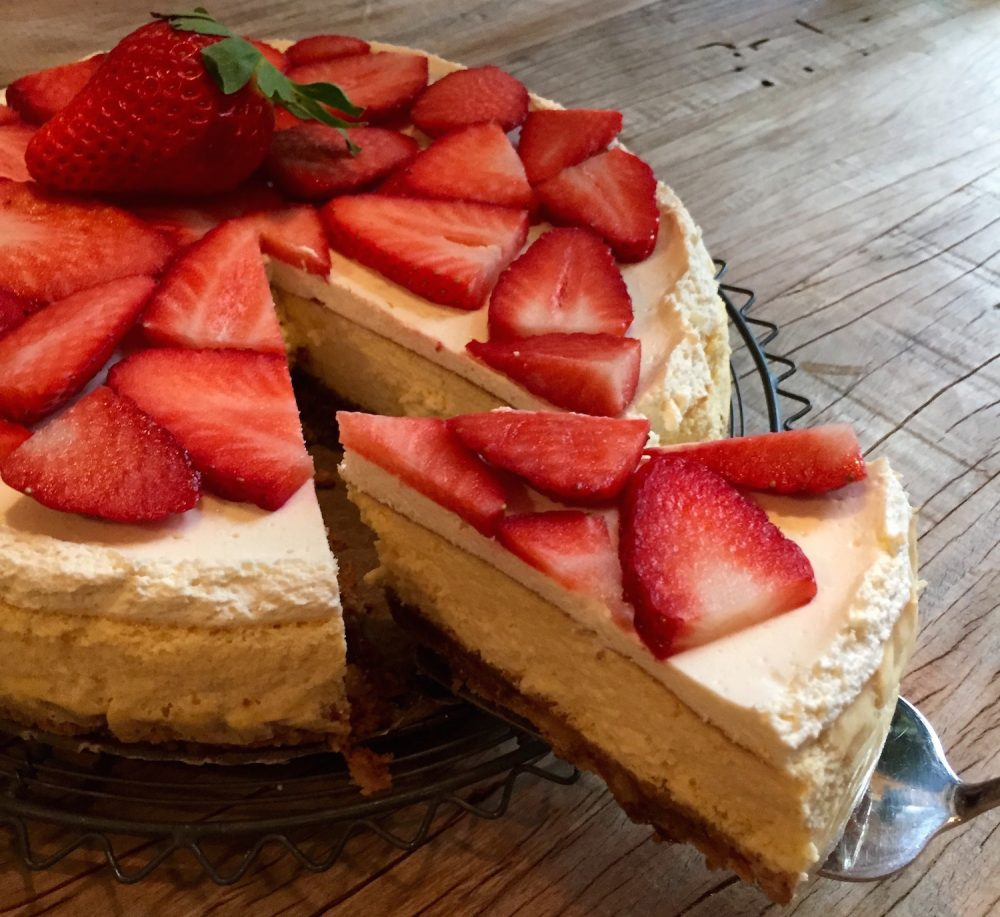 cheesecake recept monchoutaart