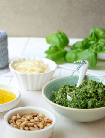 basisrecept pesto