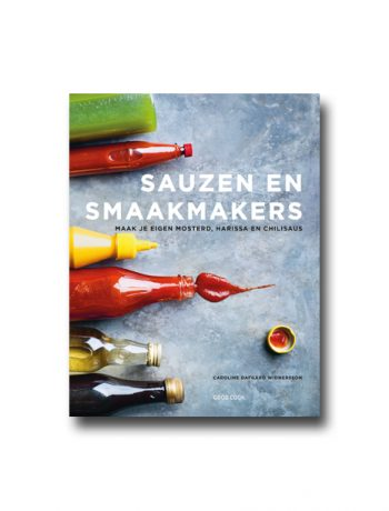 sauzen en smaakmakers kookboek review