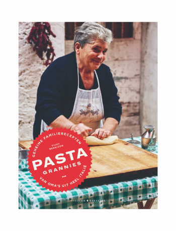 pasta grannies kookboek